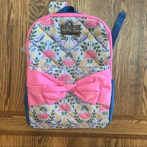 Matilda Jane Accessories - Matilda Jane Backpack with matching lunchbox
